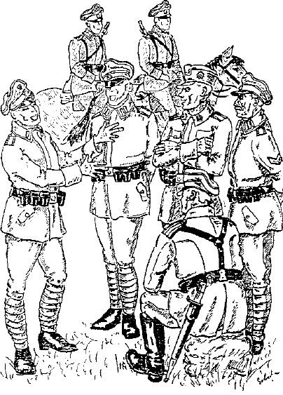 Картинки по запросу Ударный отряд Балтийского ландесвера